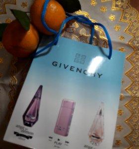 подарочные парфюмированные наборы 3*15 мл