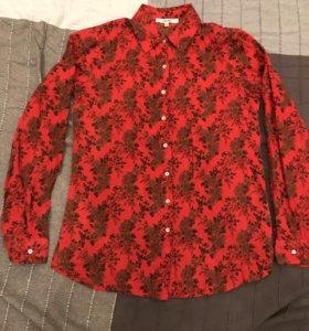 Рубашка красная Koton