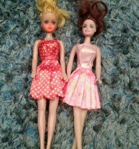 Куклы 2 шт