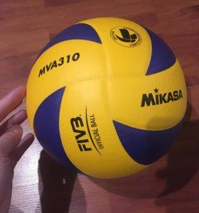 Новый мяч для волейбола