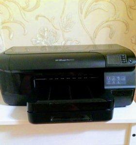 Принтер струйный.