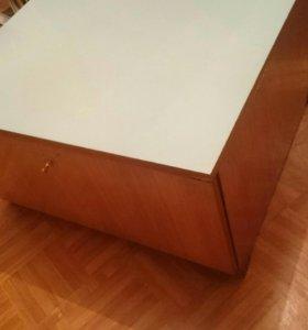 Шкафчик под холодильник