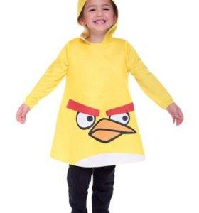 Новый новогодний костюм Angry birds на малышку