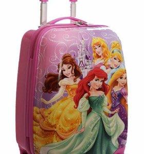 новые детские чемоданчики
