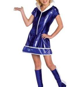 Новый новогодний костюм Джейн Джетсон