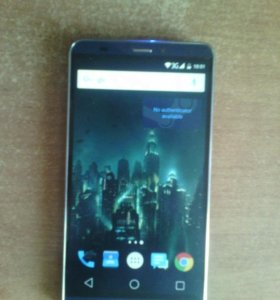 "5.5"" Смартфон Prestigio Grace S5 LTE 8 ГБ синий"