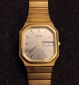 Оригинальные кварцевые часы Bulova