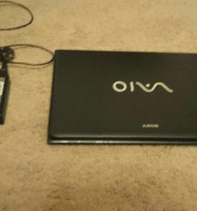 Продам ноутбук Sony Vaio sve1712s1rb