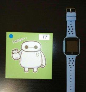 Детские умные часы T7