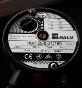 Циркуляционный насос HALM HUPA 25-6.0 U/180 Новый