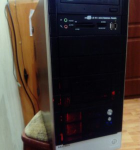 Игровой Intel 4 ядра / 4Gb / Nvidia GT9800