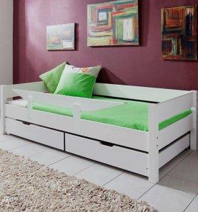 НОВАЯ односпальная кровать