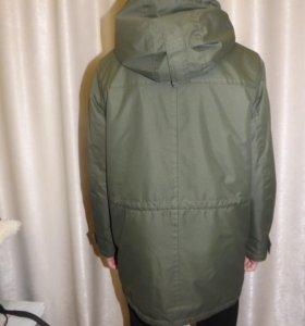 Куртка демисезонная 10-11 лет