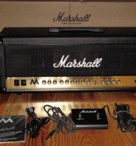 Ламповая голова Marshall MA100H в идеале. Доставка