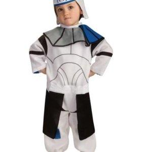 Новый новогодний костюм Звездные войны на 6-12 мес