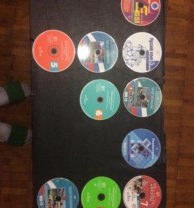Школьные диски