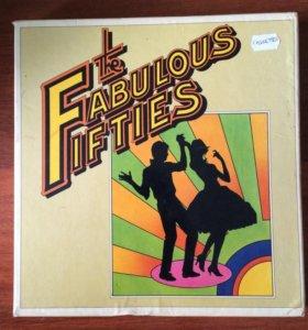 Продам кассетный бокс сет Fabulous fifties