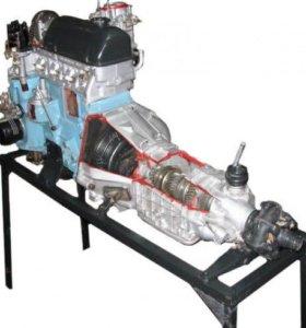 Двигатель на ваз 2101
