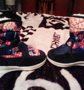 Батинки совершено новые