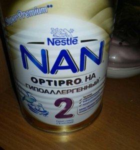 Нан гипоаллергенный 2