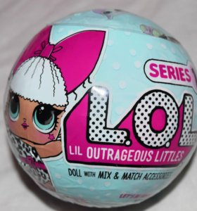 кукла лол сюрприз Кукла LOL оригинал