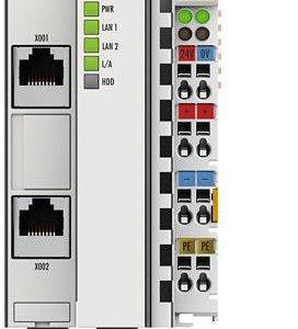 Контроллер плк Beckhoff CX9010 с модулями DI/DO