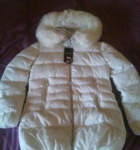Куртка деми новая 42-44