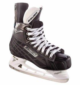 Новые хоккейные коньки Bauer Nexus Jr