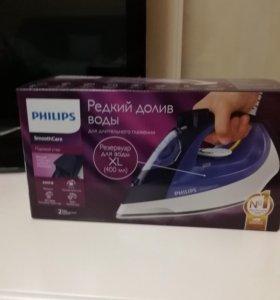 Новый утюг Philips