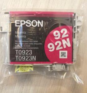 Картридж Epson 92N