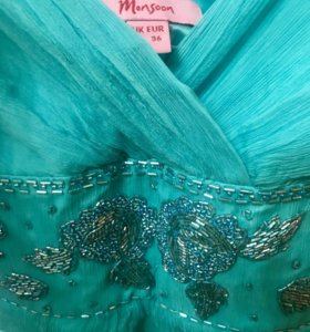 Шифоновое платье Monsoon оригинал