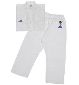 Кимоно для карате Adidas Club WKF рост 150
