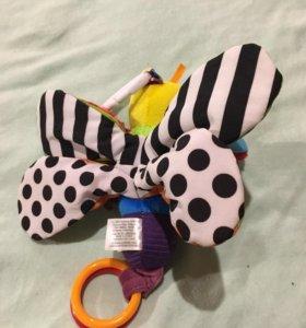 Стрекоза Lamaze игрушка