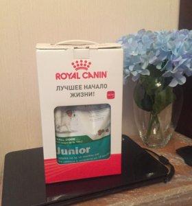 Сухой корм Royal Canin для щенков
