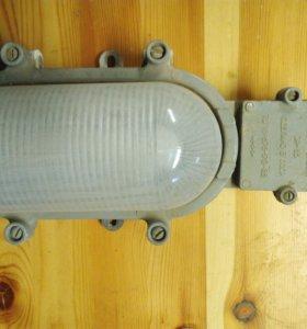 Светильник (фонарь)220W, 100Вт.
