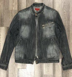 Мужская джинсовая куртка VIGOSS