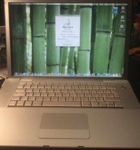 MacBook Pro 15 a1150