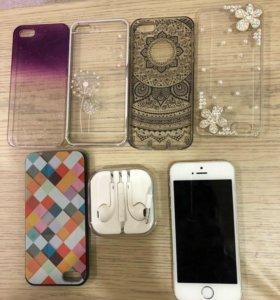Айфон 5 S 16 gb