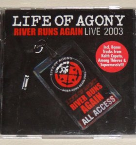 Life of Agony - River Runes Again Live 2003