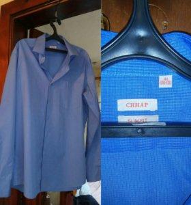 Мужские рубашки (пакетом)