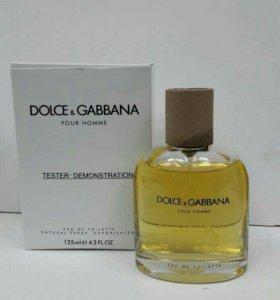 Тестер Dolce Gabbana Pour Homme