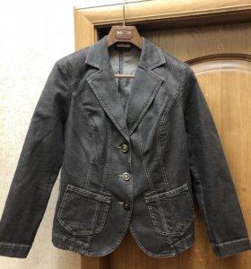 Жакет джинсовый Bonita 50 размер
