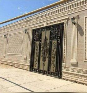 Дагестанский фасад