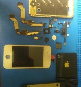 Запчасти для IPhone 4/4S