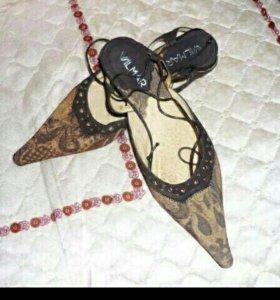 Туфли на золушку