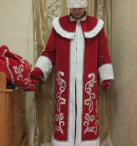 Продаю костюм Деда Мороза
