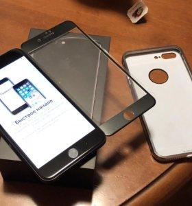 iPhone 7+ 256Gb «черный оникс»