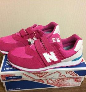 Новые кроссовки New Balance 40 EU