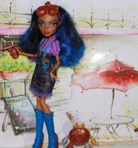 """Кукла """"Монстер Хай Ребекка Стим Art Class"""""""