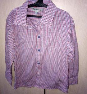 Рубашка рост 116